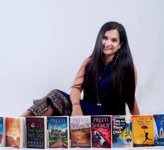Preeti Shenoy-An Inspiration