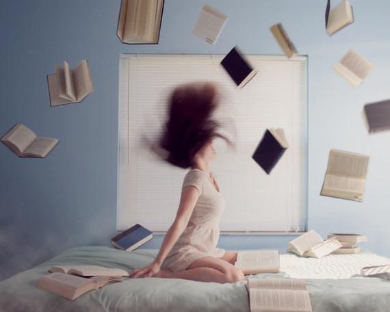 What Happens When You Read A Lot Of Books ! [Blog Marathon Post 3]