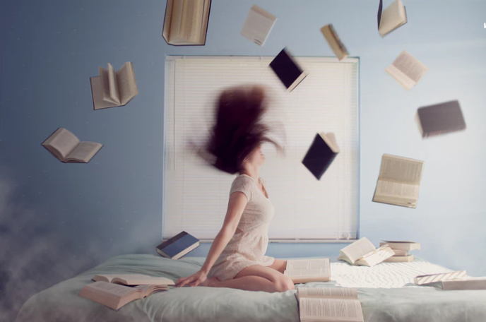 What Happens When You Read A Lot Of Books ! [Blog Marathon Post 3]