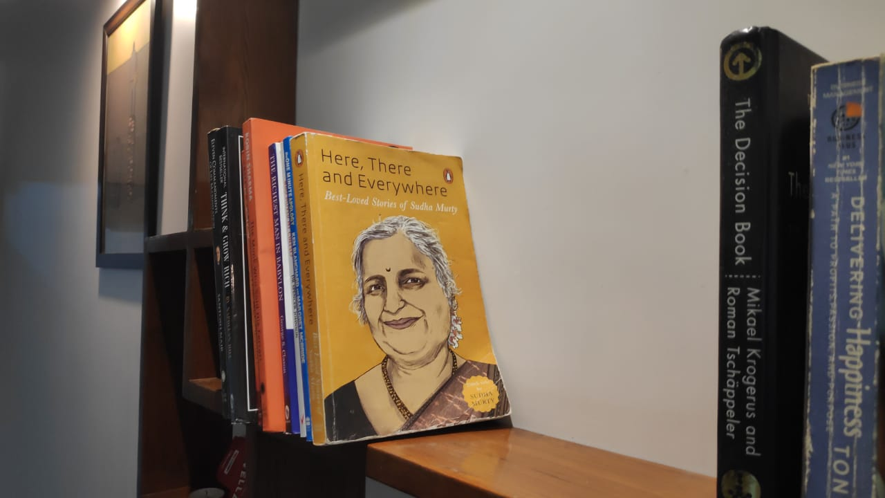 7-Must-Read-Books-By-Sudha-Murty-That'll-Transform-You-Into-A-Nicer-Person! [Blog Marathon Post 1]