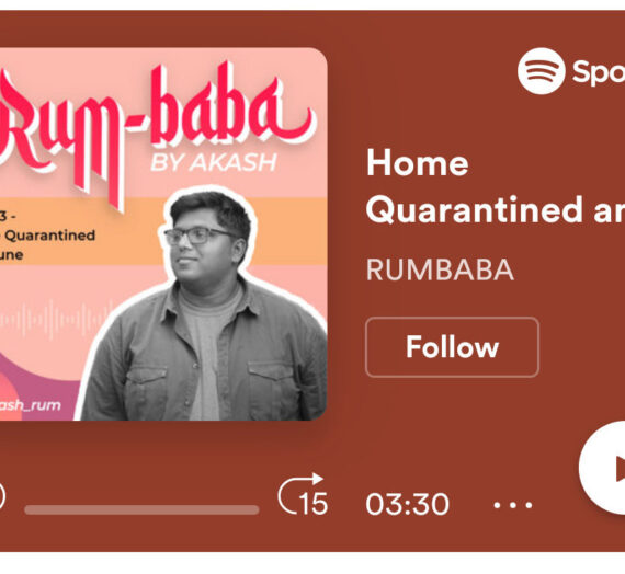 Listen To This Podcast Review Of Home Quarantined By Akash Rumade