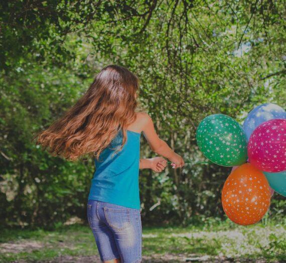 Birthday Girls | Blog Marathon Post 12